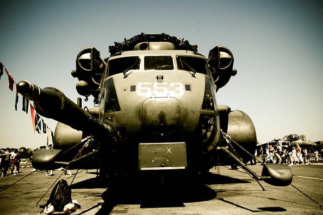 US Navy MH-53E Sea Dragon