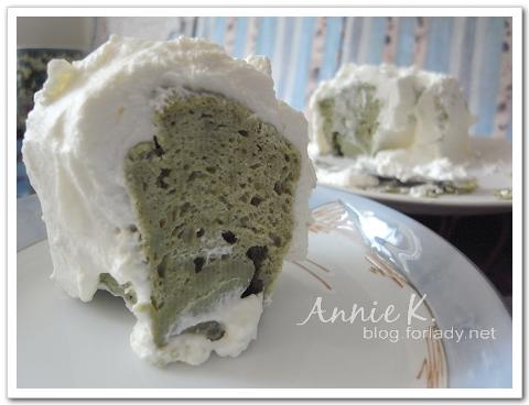 天使抹茶蛋糕