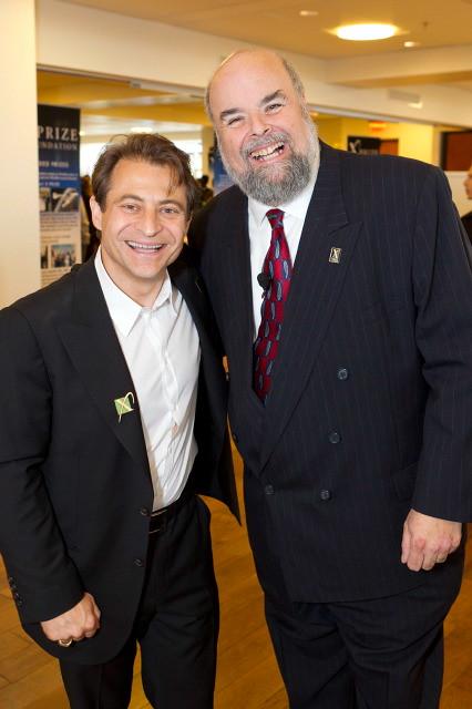 Peter Diamandis, Robert Weiss
