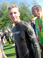 Wetsuit:  check!
