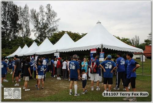 BGC Terry Fox Run 2010