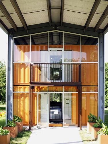 modern exterior Laura Moss
