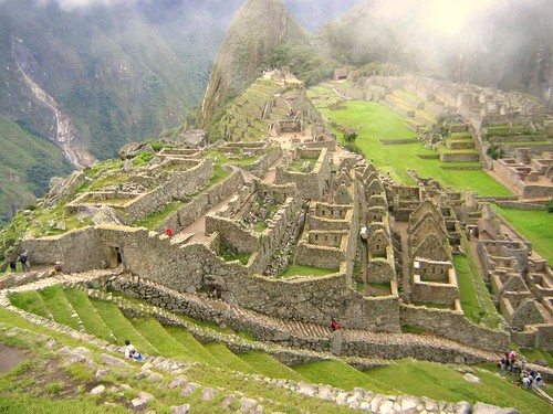 Machu Picchu (por Jorge Gobbi)