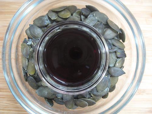 Styrian Pumpkin Seeds & Oil