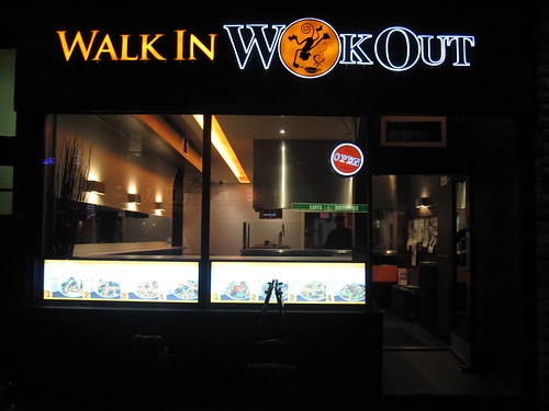 Walk In Wok Out