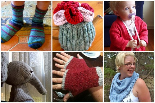 Gift knits