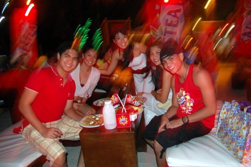 Nestea Fit Camp Boracay Day 1 Dinner Party (10)