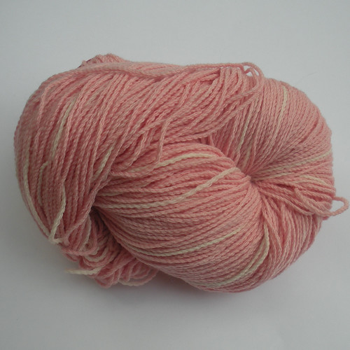 Brooks Farm Yarn Willow pink