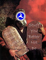 DOT Issues More Commandments