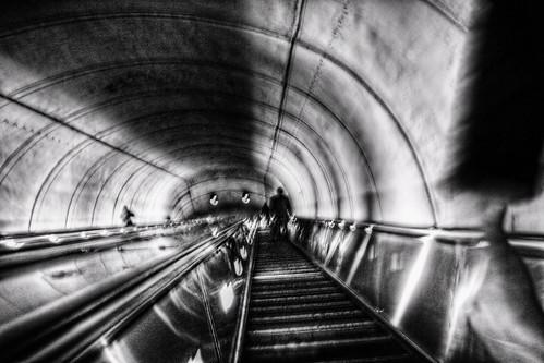 Paranoia in the Underground
