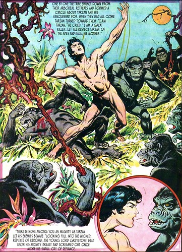 Tarzan by Hogarth