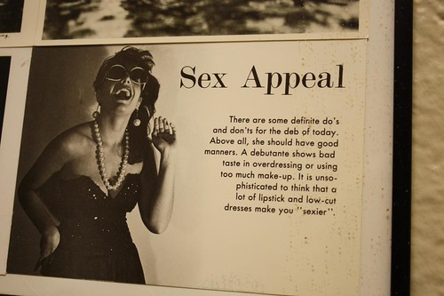 Sex Appeal -- http://www.flickr.com/photos/lexnger/4276874535/
