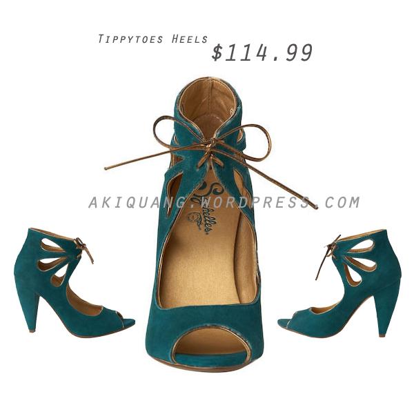 Tippytoes Heels