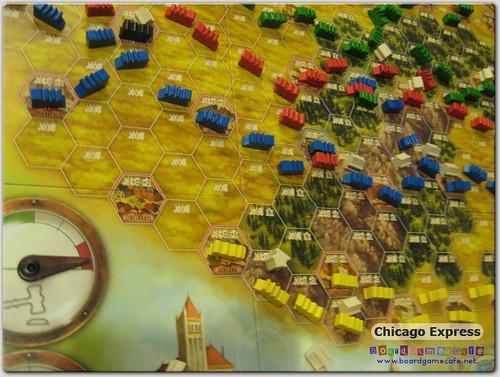BGC Meetup - Chicago Express