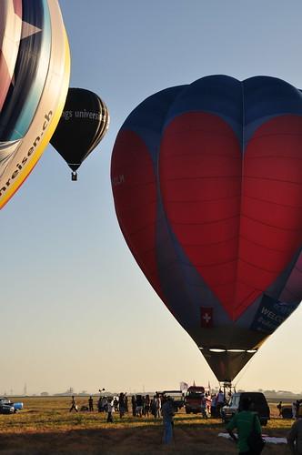 clar hotair baloon festival