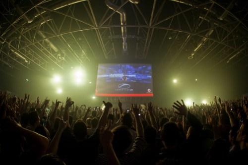 Wallpaper - Armin van Buuren - A State of Trance 450 - Trance Energy 2010 - Jaarbeurs Utrecht