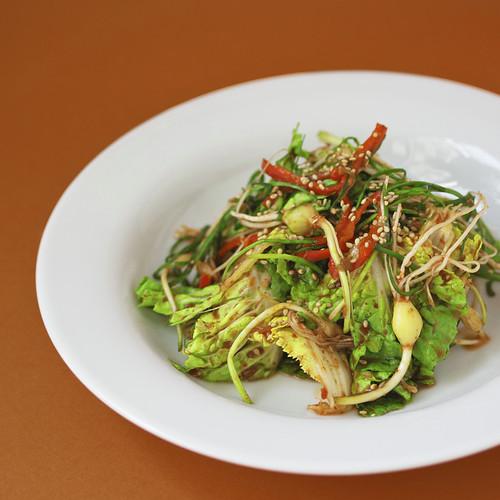 Korean Jack & Jill salad