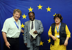 SUDAN: European Union election observers
