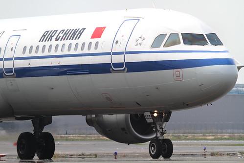 Air China A321-200(B-6555)