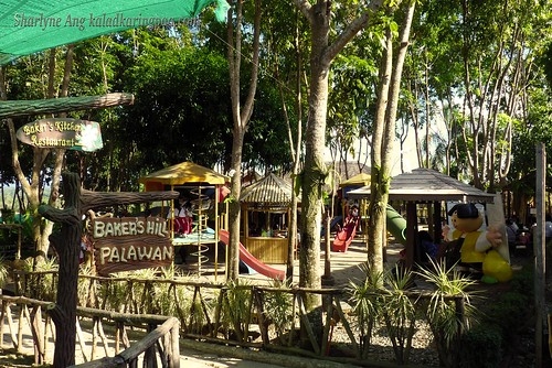 Playground in Baker's Hill, Puerto Princesa