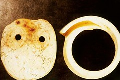 Conus Pendant and Ring