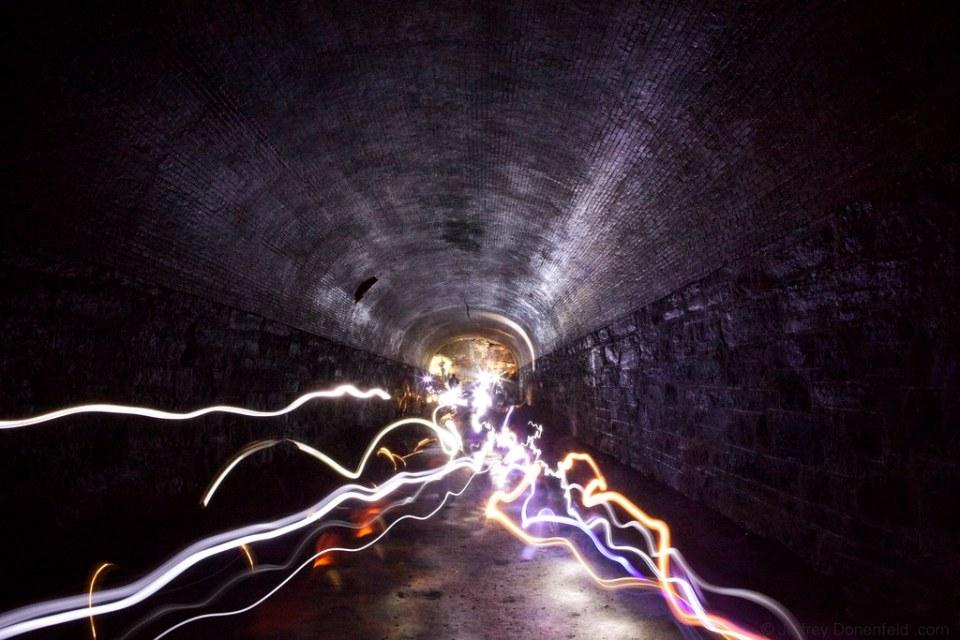 Atlantic Ave Subway Flashlights