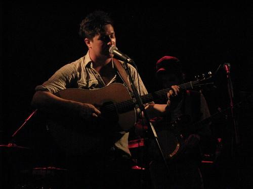 Mumford & Sons live at Covo Club, Bologna