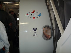 US Airways Wifi Onboard