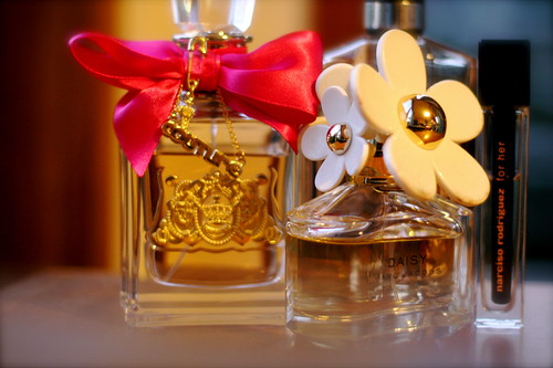 Tuesday: My perfumes are Migrating