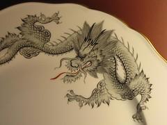 Meissen Dragon
