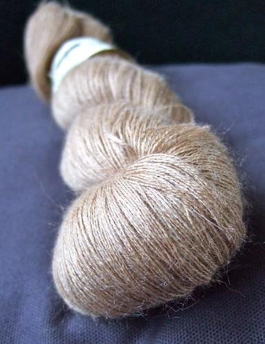 Alpaca/Silk - Camel