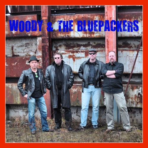 Woody & The Bluepackers - Demo