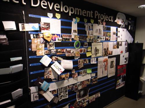 Communication board / Design Factory