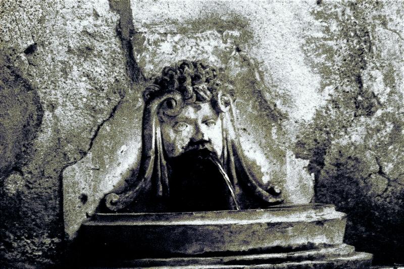 Italian Fountain