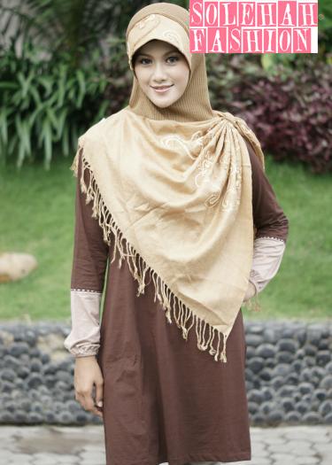 Hawa Light Brown Hijab