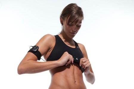 Entrenamiento por ritmo cardíaco - miCoach Adidas
