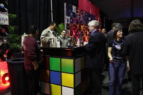 Rubik's Cube Bar