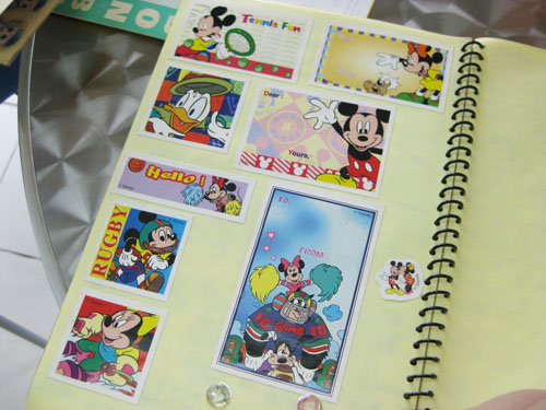 The Sticker Monster Sticker Albums From When I Was A Kid