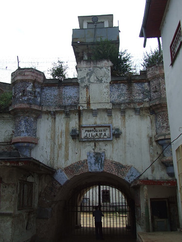 Intrarea in fort