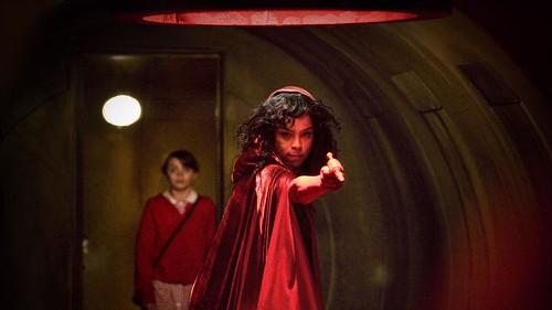 Queen Liz, Doctor Who
