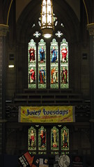 Bute Hall on Freshers' Week