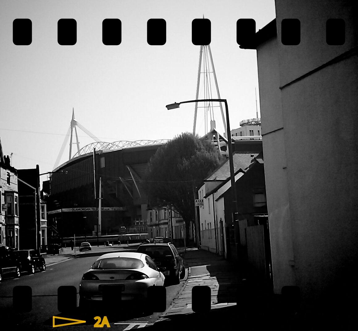 HTCDesire-Millennium Stadium