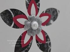 3D-Blüte