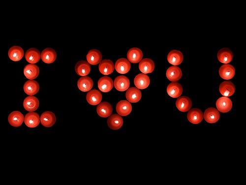 Love ? I love love love you.