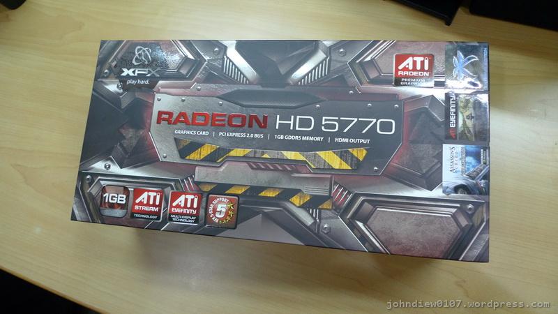 XFX HD5770 XT - 01