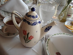 Quaint Teapot
