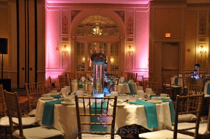 Hotel Roanoke Crystal Ballroom