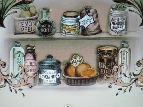 Hendrick's Gin Aromatics