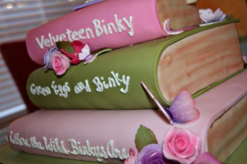 the AMAZING cake