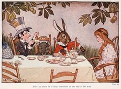 Alice in Wonderland (Illustrator: Winter, 1924...